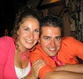 Papa en mama september 2005